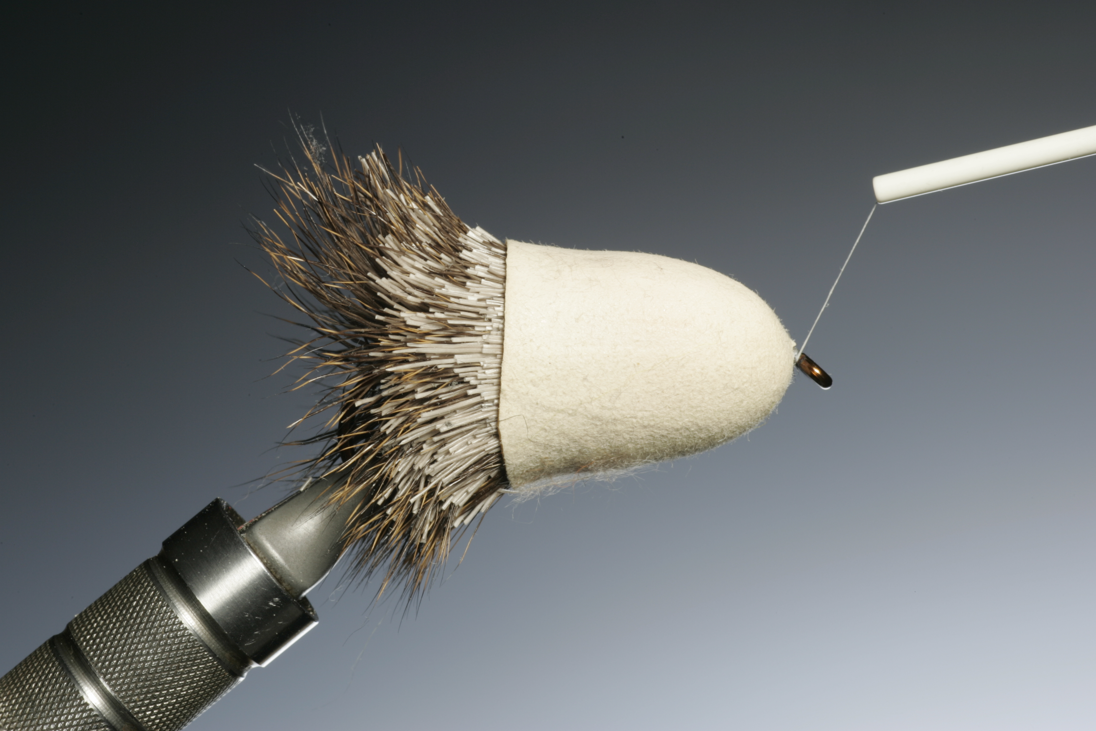 European Roe Deer Hair Tools And Top Tying Tips