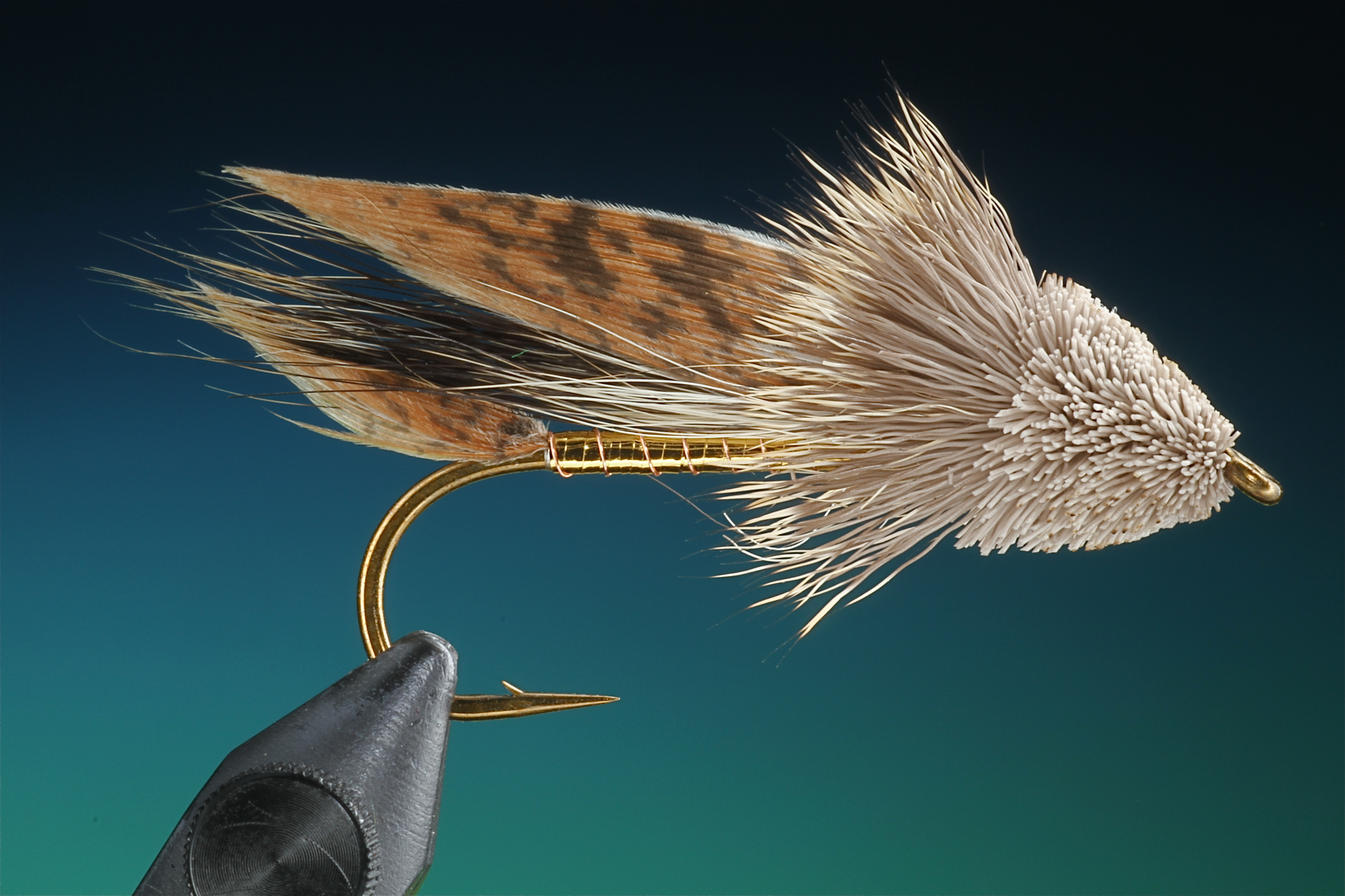 fly tying course 10 muddler minnow thefeatherbender